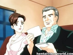 Couple;Vaginal Sex;Brunette;Asian;Hentai;Cartoon