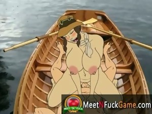 Big Tits;Hentai;Cartoon