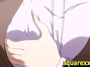 Couple;Teen;Amateur;Hentai;Animated;Massage