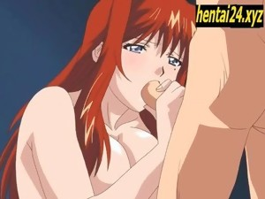 Couple;Teen;Redhead;Amateur;Hentai;Animated;Mass..